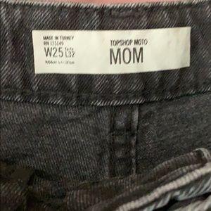 Custom printed jeans